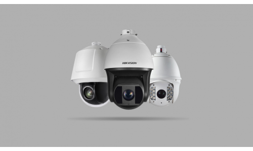 What are PTZ Cameras? How Hikvision PTZ CCTV Camera works?
