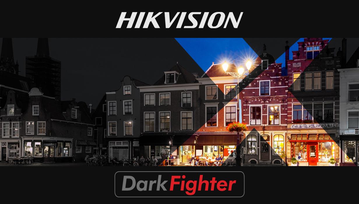 What is Hikvision Darkfighter? Hikvision Darkfighter vs Lightfighter